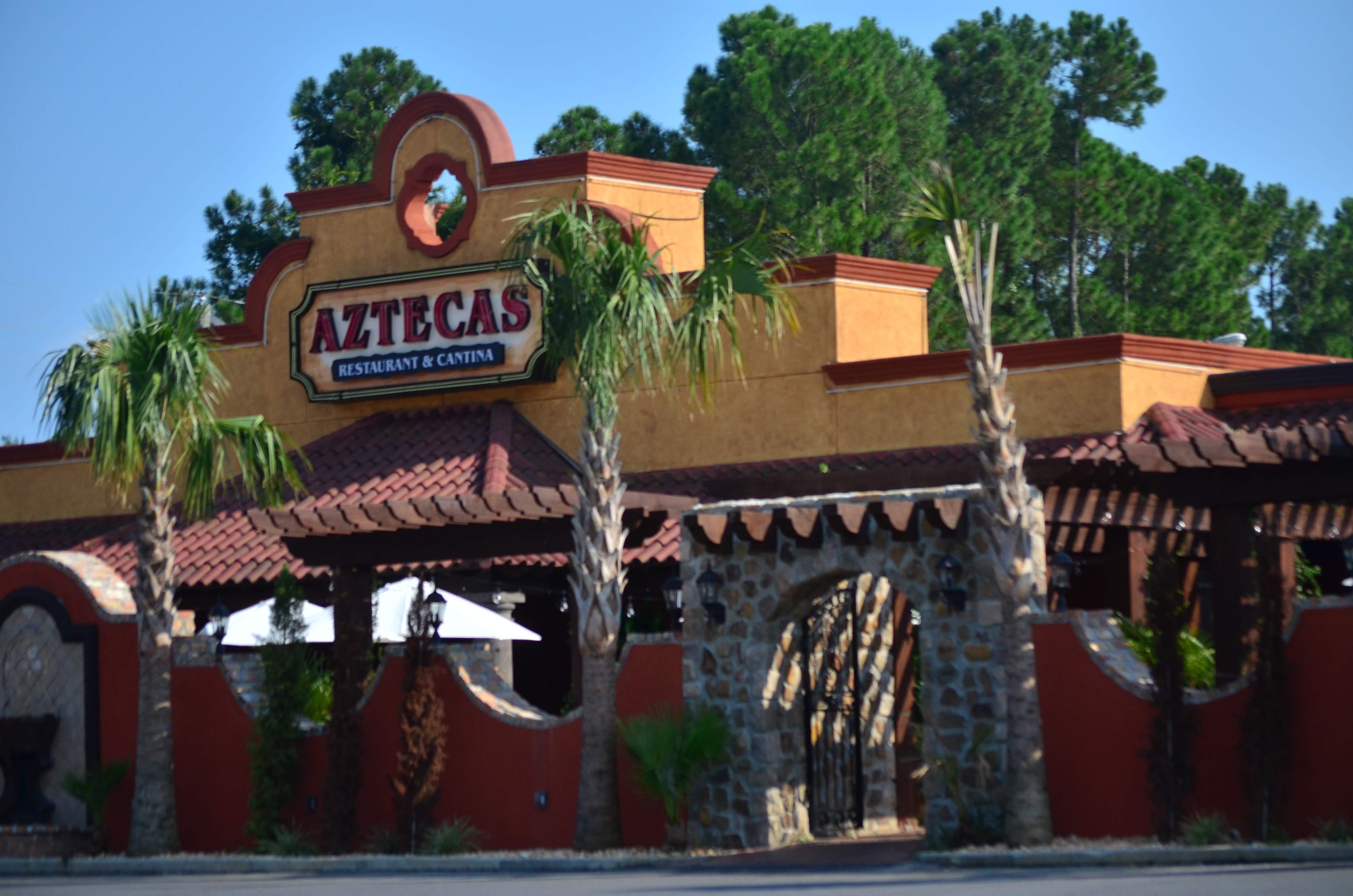 Aztecas Restaurant Cantina Best Mexican Restaurants In