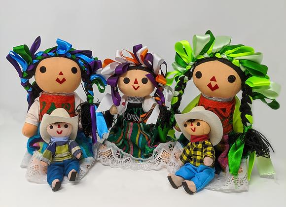 San Miguel Handmade Doll