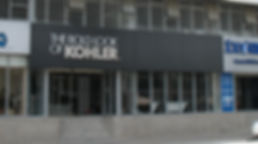 Kohler, Dubai, UAE, Showroom, Design, Kitchen, Bath, Bathroom, Roca, Duravit, Twyford, Standard, TOTO, ANN SACKS, Kallista, Taps, Faucet, Sanitary ware