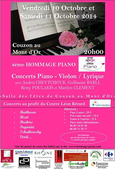 trésorier de l'association Hommage Piano