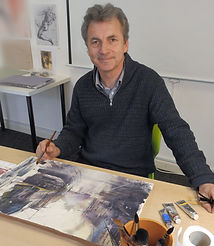 artist Paul Clark