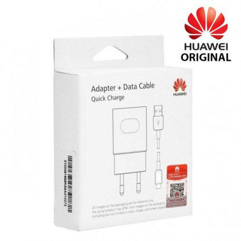 Chargeur Huawei Fast Charge + câble 1m