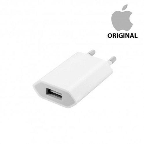 Chargeur Apple original 5w - Blanc