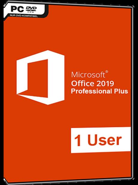 Clé Microsoft Office 2019 Pro Plus