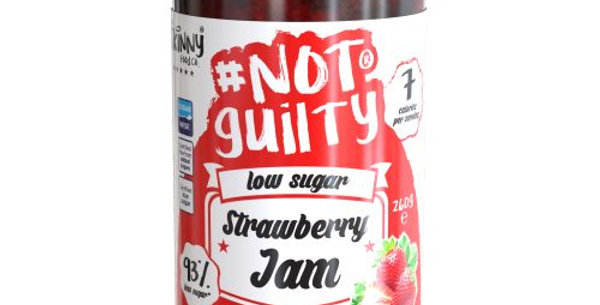 Skinny Food Co. Strawberry Jam (260g)