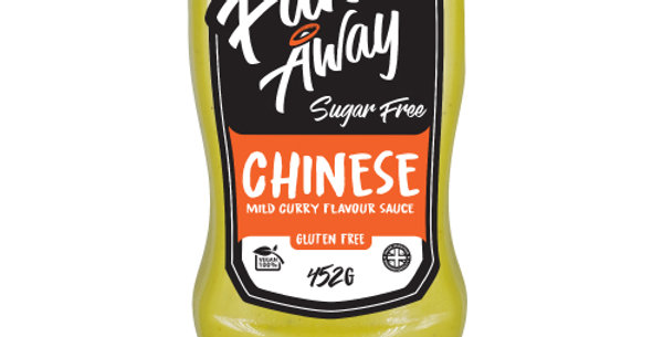 Chinese Curry Sauce -  Gluten Free Sauce