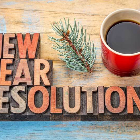 New Year's Resolutions: Οι 10 + 1 πιο διάσημοι στόχοι για το 2021