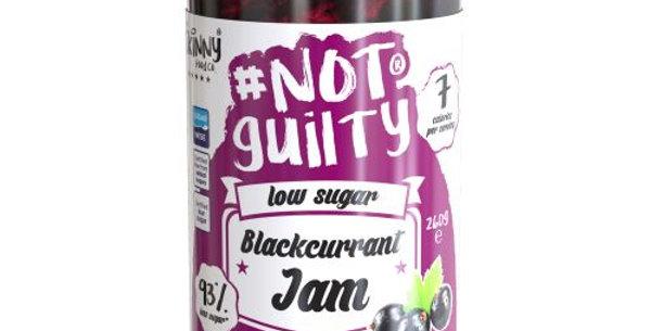 Blackcurrant Diabetic friendly  Jam