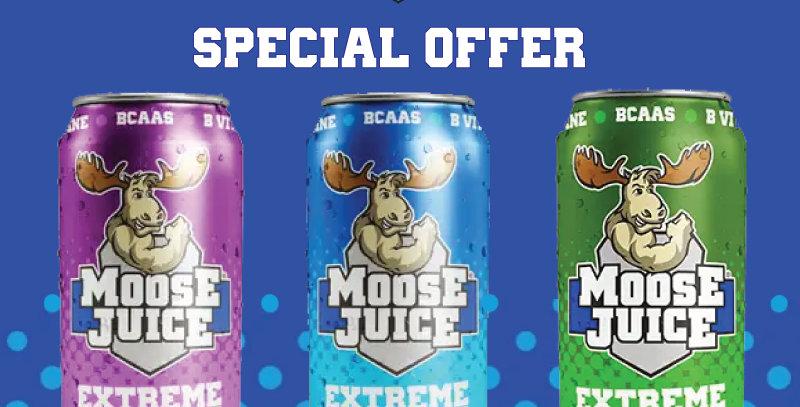 Muscle Moose Bundle: 9 for €14.99
