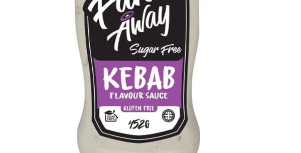 Fake Away Kebab Sauce - Gluten Free