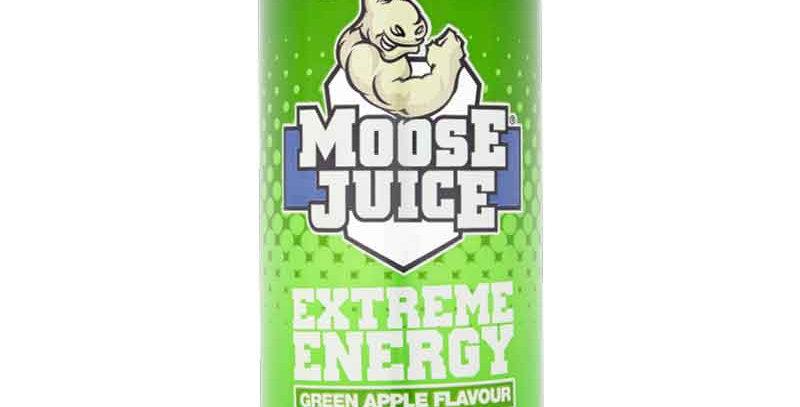 Moose Juice Green Apple 500ML