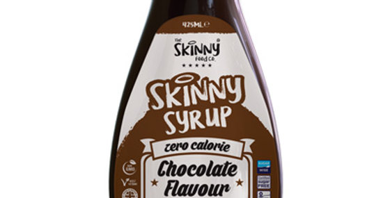 Chocolate Syrup Heealthy Food Syrup