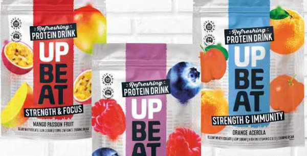Up Beat Daily Boost Protein Drink