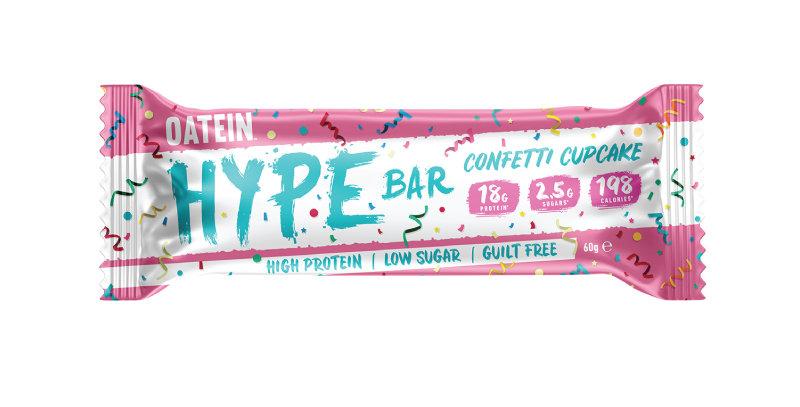Oatein Low sugar Protein Snack Bar