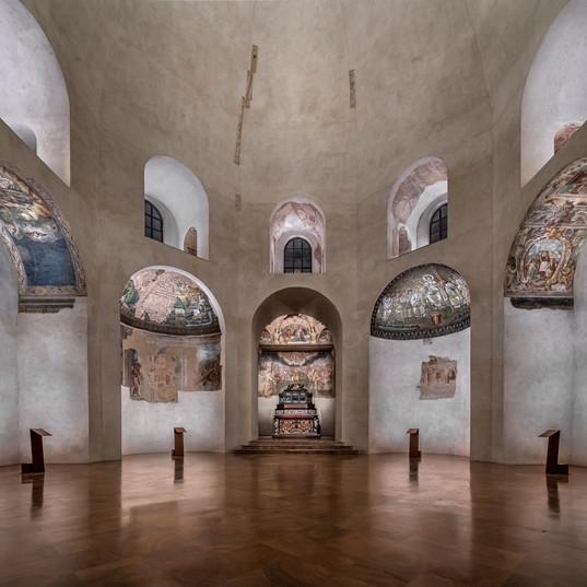 Cappella di Sant'Aquilino| basilica di S