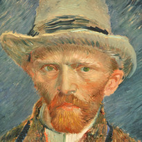 Vincent Van Gogh | autoritratto