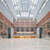 Atrio Rijksmuseum - Studio Cruz y Ortiz