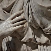 Michelangelo | tomba di Lorenzo de Medici | dettaglio