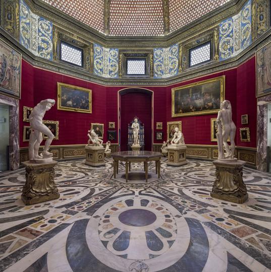 La Tribuna | Uffizi