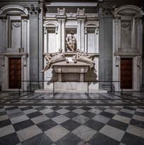Michelangelo | Sagrestia nuova | Cappelle Medicee | Firenze