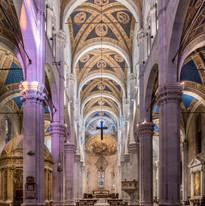 San Martino - navata centrale