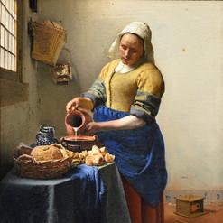 Vermeer | La lattaia