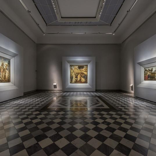 Sala Leonardo da Vinci | Uffizi
