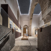 Palazzo Steri - Mostra su Basile