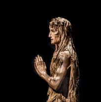 Donatello | Maddalena penitente | particolare