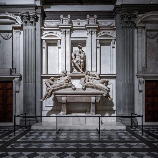 Cappelle Medicee - Michelangelo Buonarro