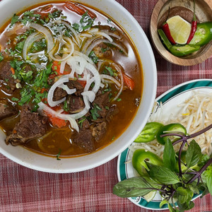 Traditional Pho Soup