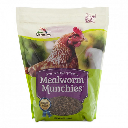 Mealworm Munchies 5 Pounds