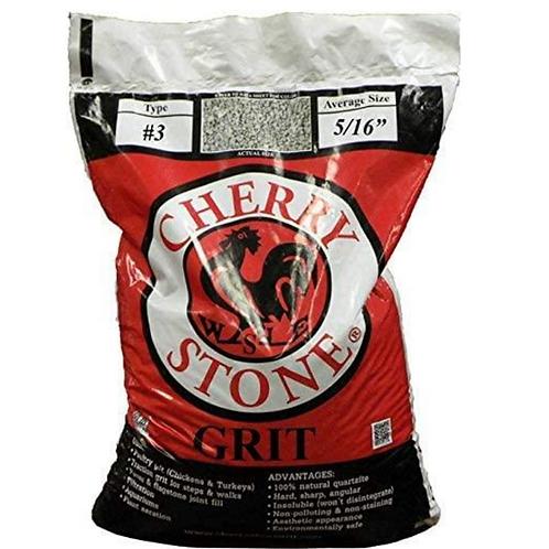 Cherry Stone Grit #3