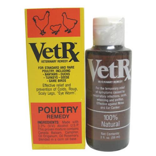 Vet Poultry Remedy - 2 Oz.