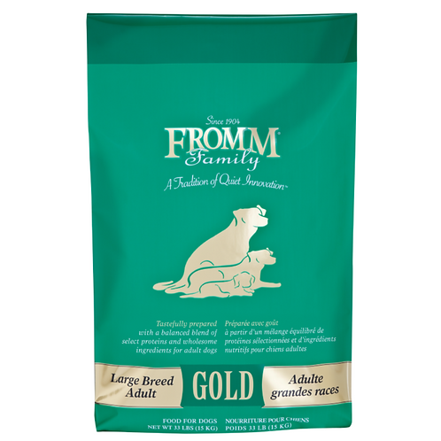 Fromm Large Breed Adult Gold Dog Food 40#