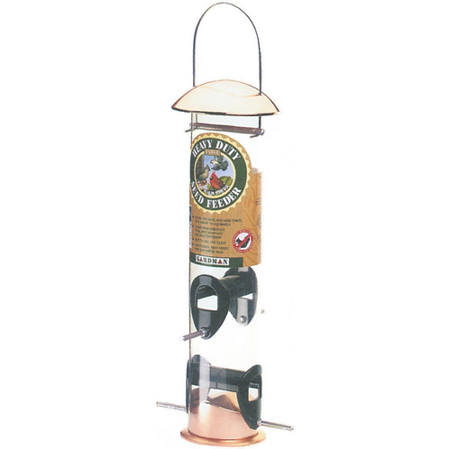 "12"" COPPER HEAVY DUTY SEED FEEDER"