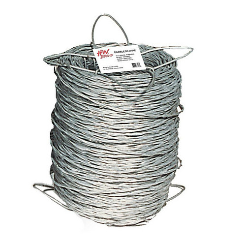 Barbless Wire 12.5 ga 1,320'