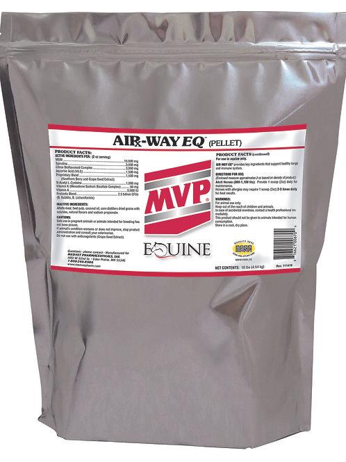 MVP Air-Way EQ Pellets 10#