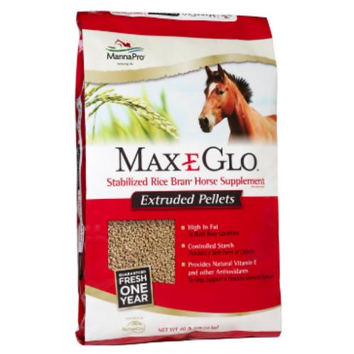Max-E-Glo Rice Stabilized Bran
