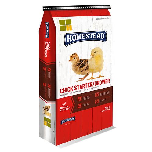 Homestead Chick Starter/Grower 50#