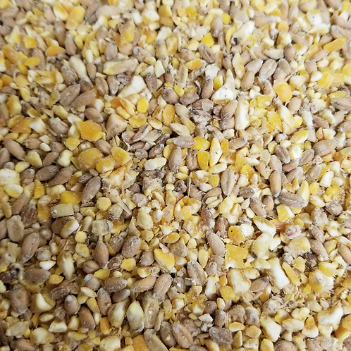 Widdes Corn & Wheat Scratch 50#