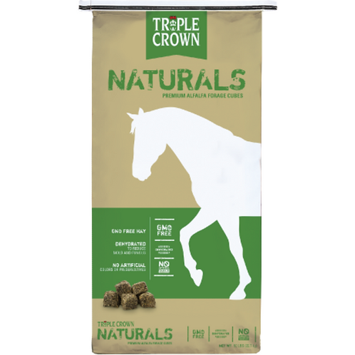 Triple Crown Alfalfa Cubes 50#