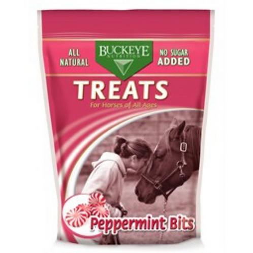 Buckeye Peppermint Snaps 4#
