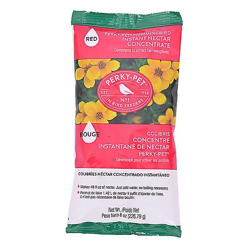 Perky-Pet® Red Powder Hummingbird Nectar Concentrate 8oz
