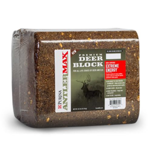 AntlerMax Deer Block 33#