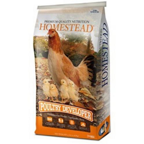 Homestead Poultry Developer