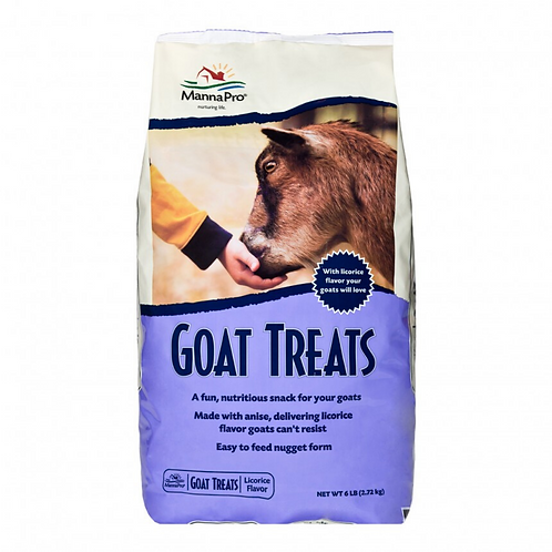 Manna Pro Licorice Goat Treats