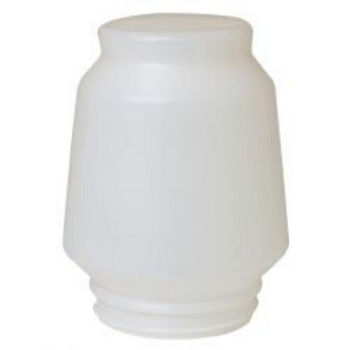 1 Gallon Plastic Screw-On Poultry Waterer Jar