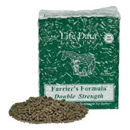 Farrier's Formula Double Strength Hoof & Coat Supplement for Horses