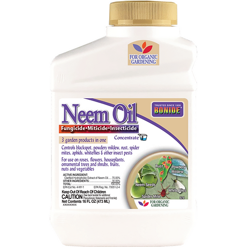 Neem Oil® Concentrate 16oz